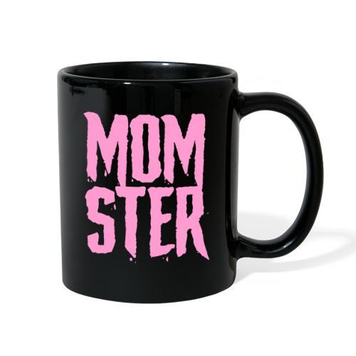 mother mom monster - Full Color Mug