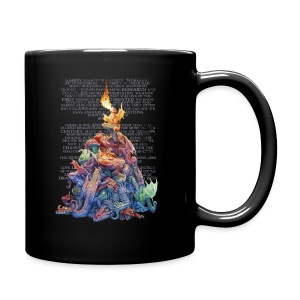 Answer to the Question Dragons - Full Color Mug