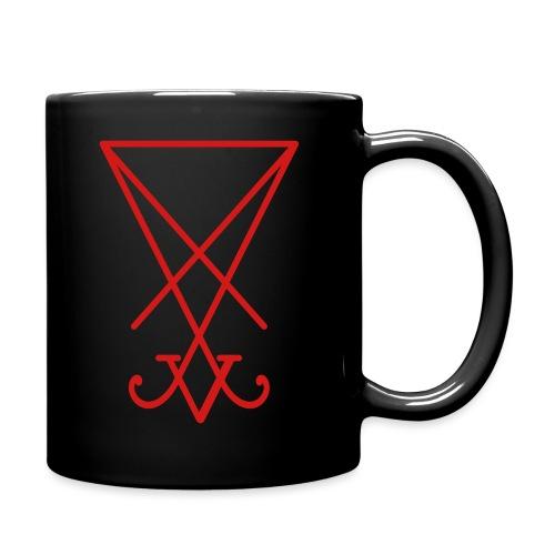 Lucifer Sigil - Full Color Mug
