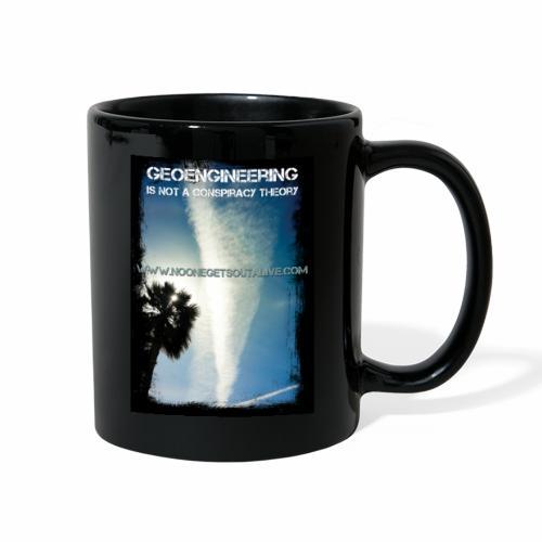 Geoengineering - Full Color Mug