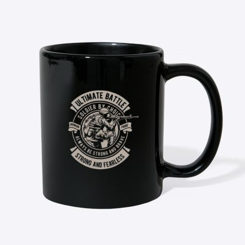 Soldier by choice - Full Color Mug
