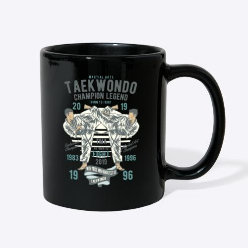 Taekwondo champion - Full Color Mug