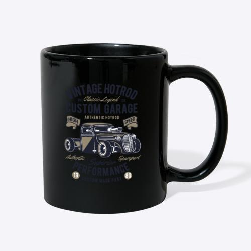 Vintage Hotrod - Full Color Mug