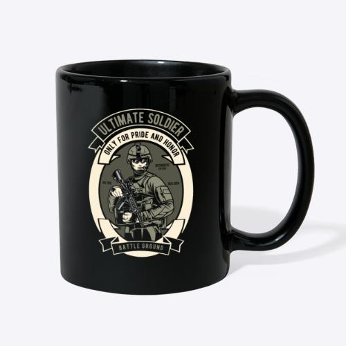 The ultimate soldier - Full Color Mug