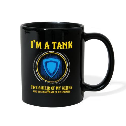 I m A Tank - Full Color Mug