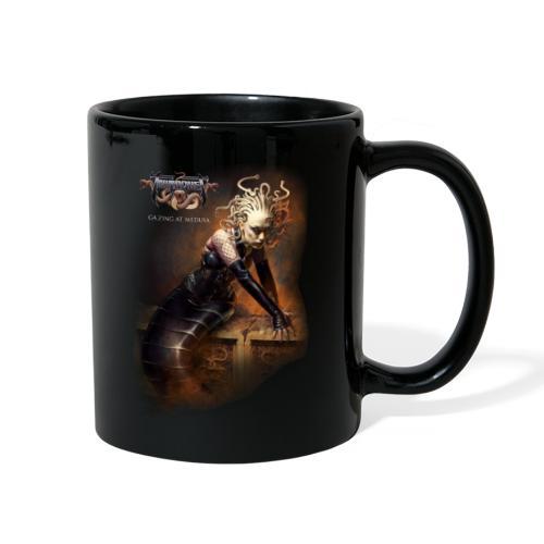 Gazing at Medusa V2 - Full Color Mug