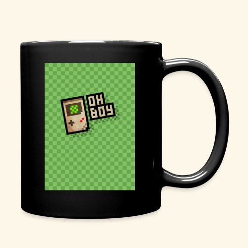 oh boy handy - Full Color Mug