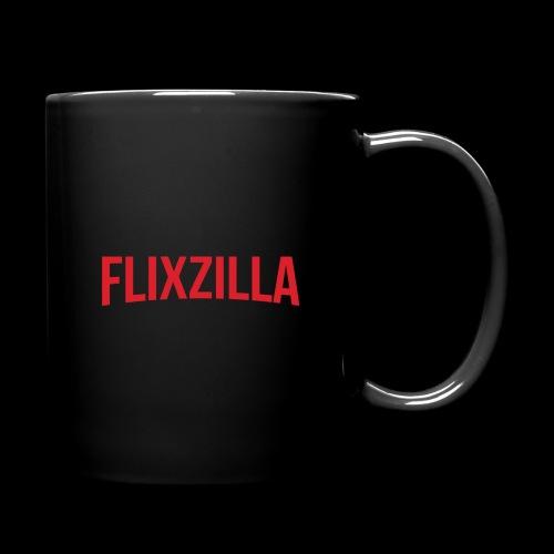 Flixzilla Logo - Full Color Mug
