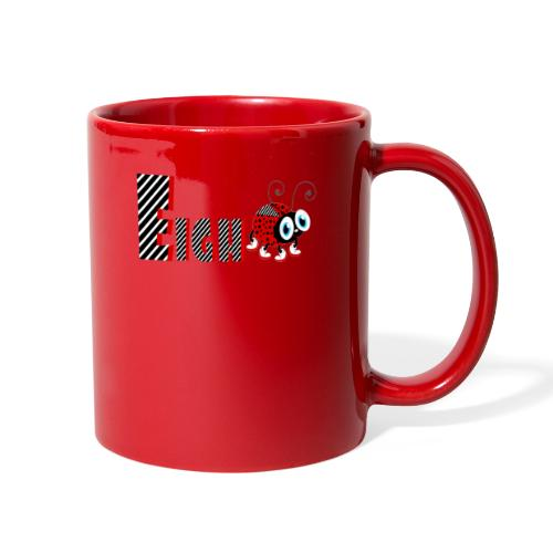 8nd Year Family Ladybug T-Shirts Gifts Daughter - Full Color Mug