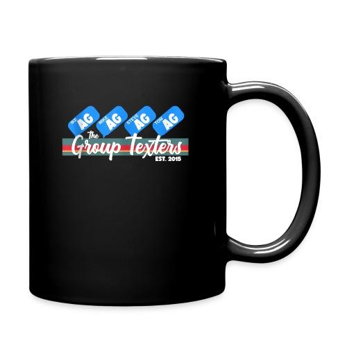 Group Texters 5 Year Commemorative shirt - Full Color Mug