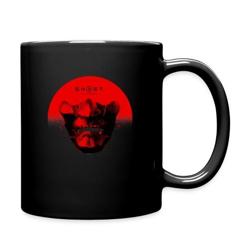 Ghost of Tsushima Half Sun Mask T Shirt - Full Color Mug