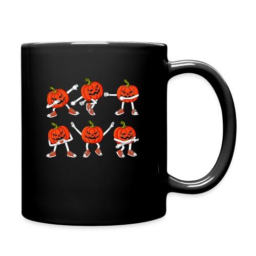 Dancing Jack O Lanterns Funny Halloween Boys Girls - Full Color Mug