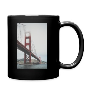 Golden Gate Bridge - Full Color Mug