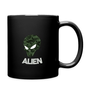 Military Alien - Full Color Mug