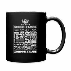 Real Madrid Design - Full Color Mug