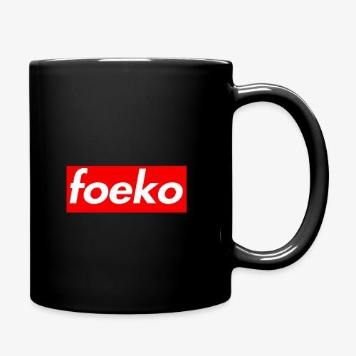 Foeko Logo Red Box - Full Color Mug
