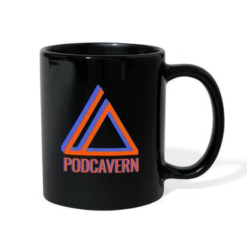 PodCavern Logo - Full Color Mug