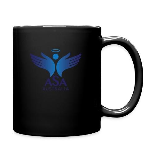 3459 Angelman Logo AUSTRALIA FA CMYK - Full Color Mug