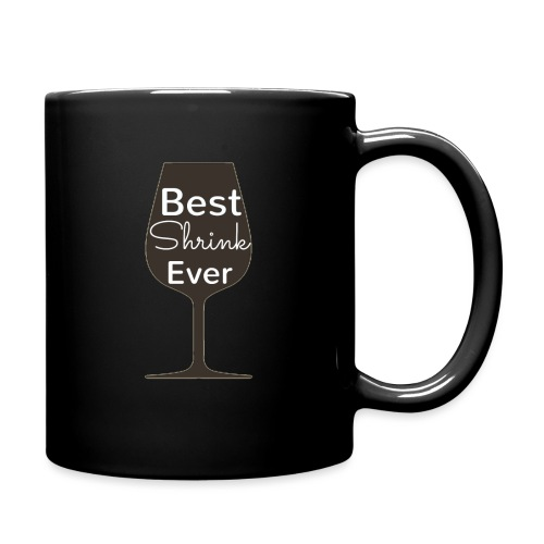 Alcohol Shrink Is The Best Shrink - Full Color Mug