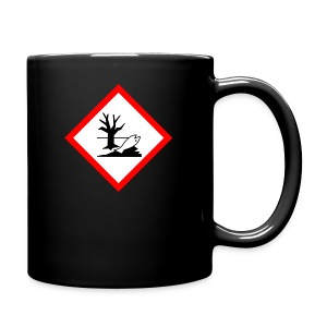 danger for the environment - Full Color Mug