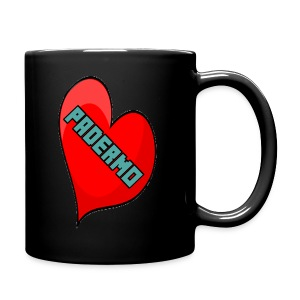 corazon padermo - Full Color Mug