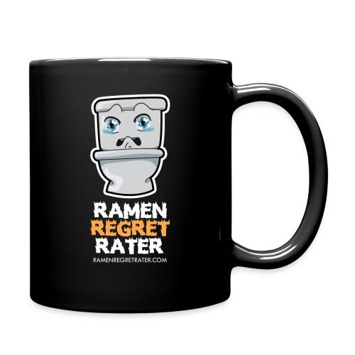 RamenRegretRater Back Log - Full Color Mug