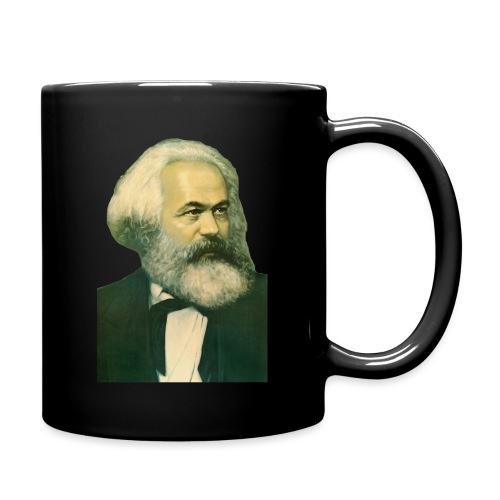 Karl Marx Portrait - Full Color Mug