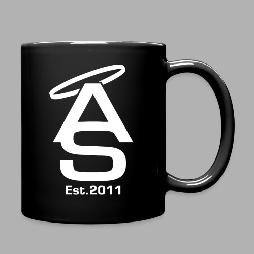 AS White - Full Color Mug