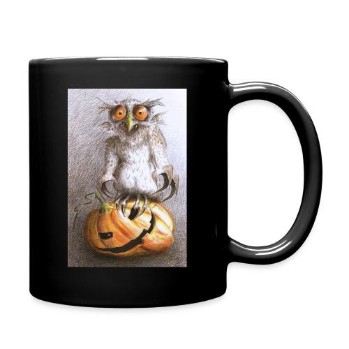 Vampire Owl - Full Color Mug