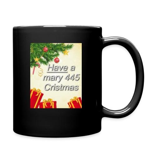 Have a Mary 445 Christmas - Full Color Mug