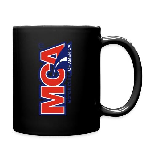 MCA Logo Iphone png - Full Color Mug