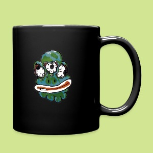 Earth Face - Full Color Mug