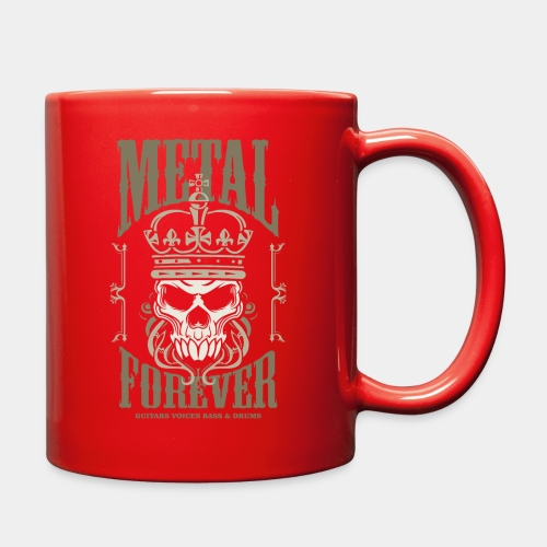 Metal Forever - Full Color Mug