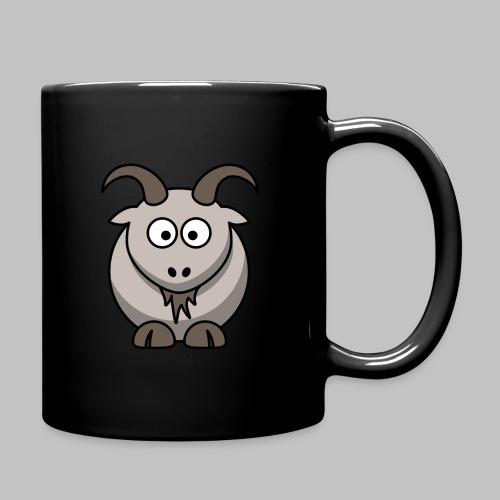 lemmling Cartoon goat 800 - Full Color Mug