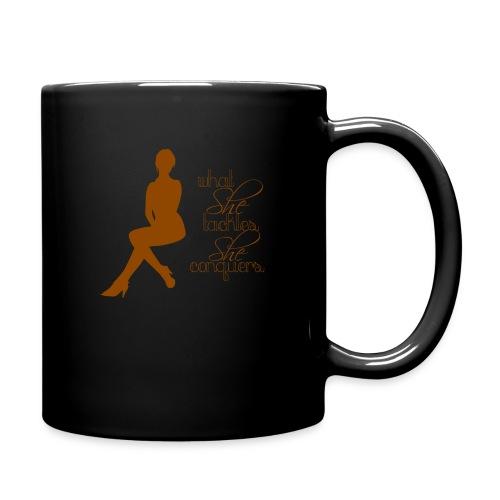 tackles gold - Full Color Mug