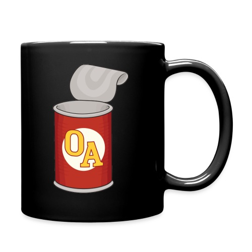 OAF Logo - Full Color Mug