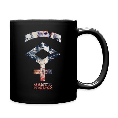 Mantis and the Prayer- Symbol Design - Full Color Mug