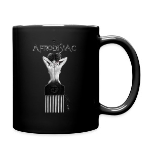 tshirtAfroArtD2 copy - Full Color Mug