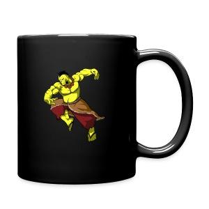 Yellow orc - Full Color Mug