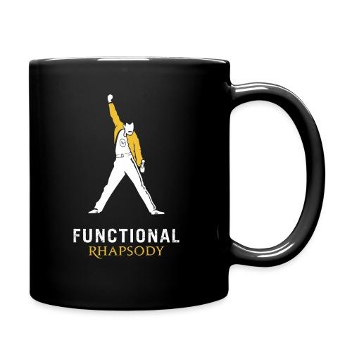 Functional Rhapsody - Full Color Mug