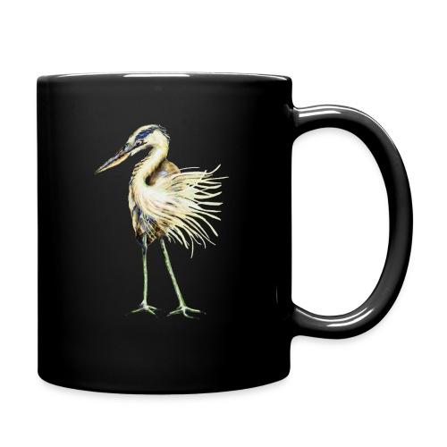 Great Blue Heron - Full Color Mug