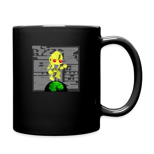 Hollow Earth Mug - Full Color Mug