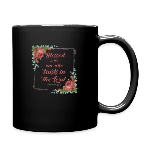 Jeremiah 17:7 - Full Color Mug