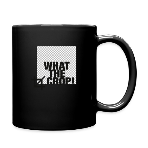 What the Crop! - Full Color Mug