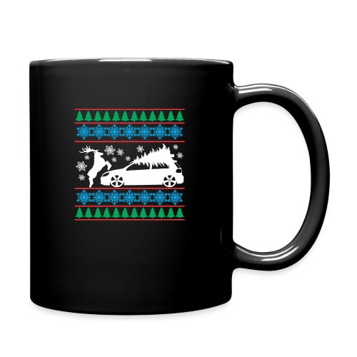 MK6 GTI Ugly Christmas Sweater - Full Color Mug