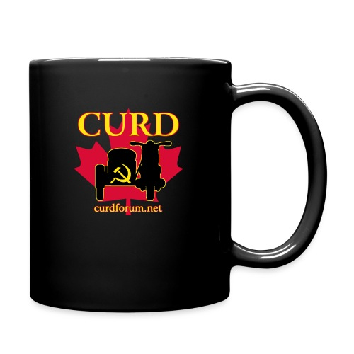 CURD curdforum - Full Color Mug