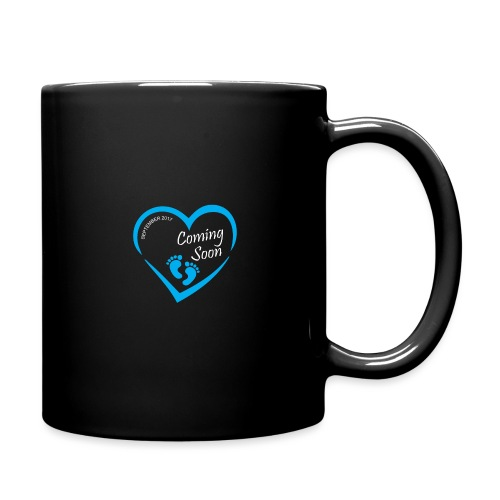 Baby coming soon - Full Color Mug