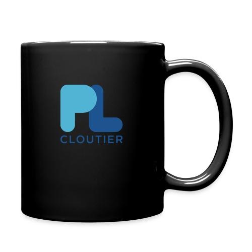 Logo_PLCloutier_BB_RGB - Full Color Mug