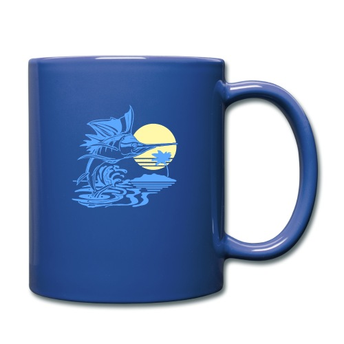 Sailfish - Full Color Mug