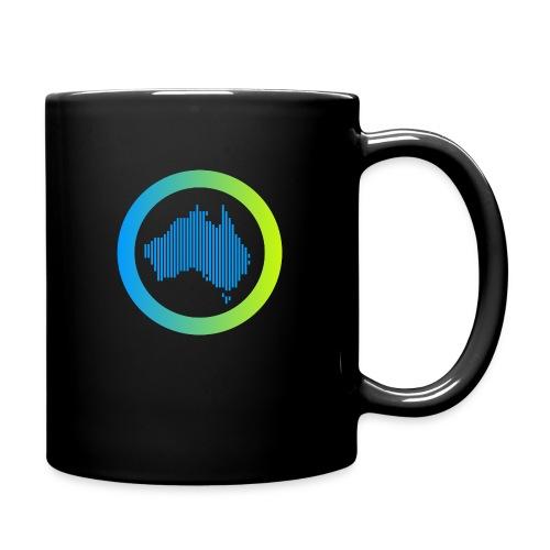 Gradient Symbol Only - Full Color Mug